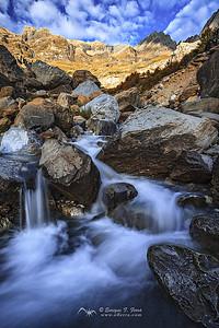Hidden beauty, Valle de Pineta, Huesca