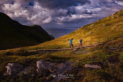 The way back, Islas Lofoten, Noruega
