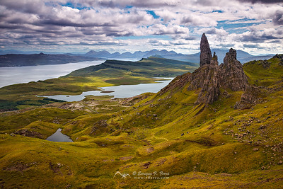 Old Man of Storr, Isla Skye