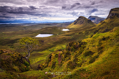 The Quiraing, Isla de Skye