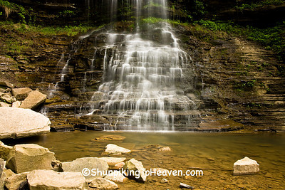 Cathedral Falls, Fayette County, West Virginia