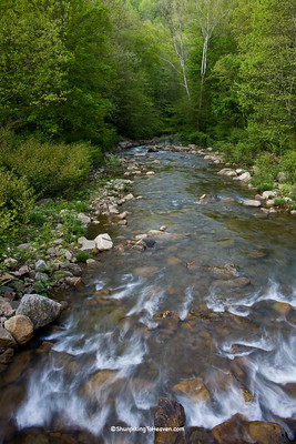 Laurel Creek, Fayette County, West Virginia