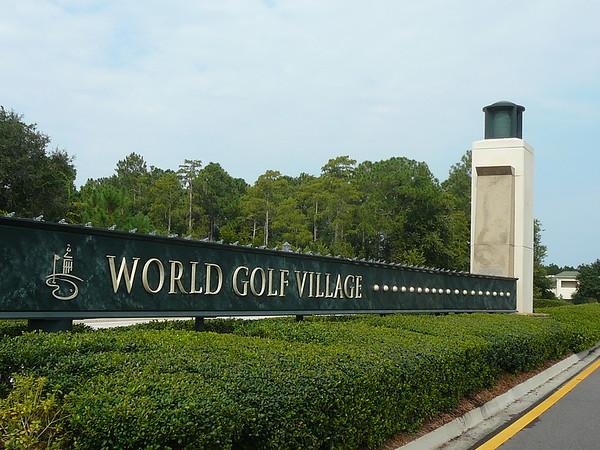 Suburban St. Johns County: World Golf Village | Metro Jacksonvillegolf village