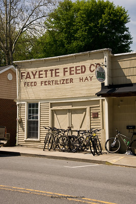 Fayette Feed Company, (New River Bikes), Fayette County, West Virginia