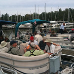 St. Louis Audubon Society Pelagic Trip to Carlyle Lake