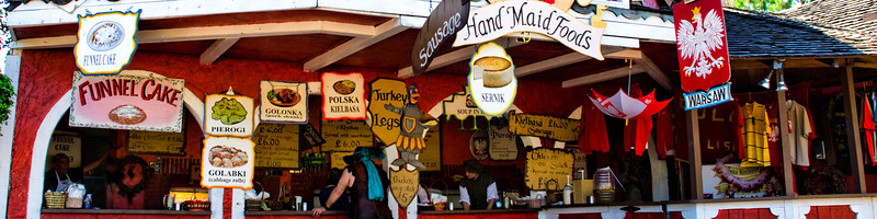 Polish Food and Fun At The Texas Rennaisaunce Festival