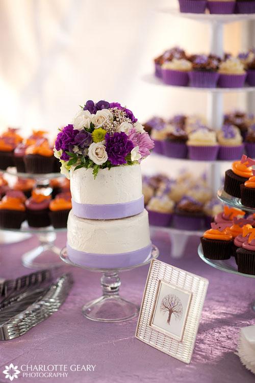 Cupcake wedding cakes