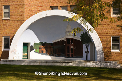 Band Shell, Ackley, Iowa