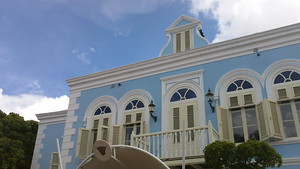 The Kura Hulanda Hotel in Willemstad, Curacao