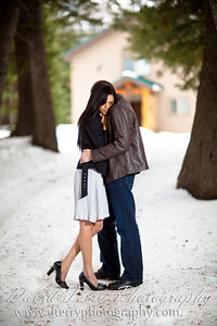 The Proposal - Winter Engagement - Ring