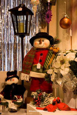 Christmas Shop at Summers Christmas Tree Farm
