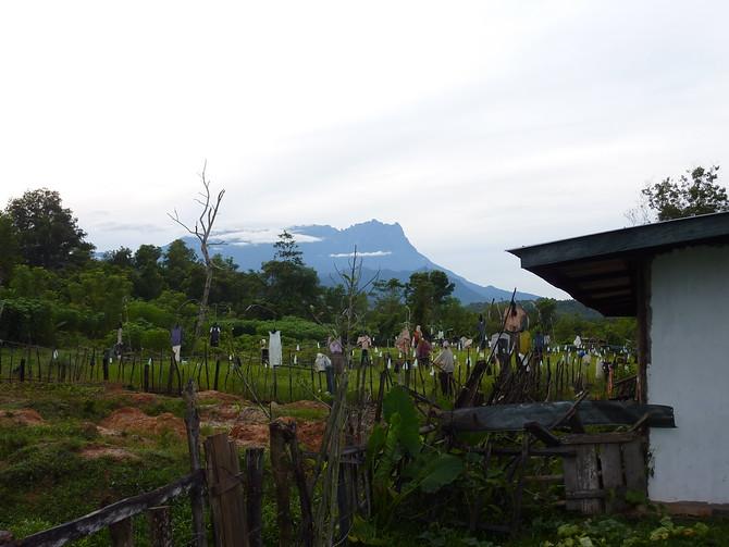 View of Kinabalu