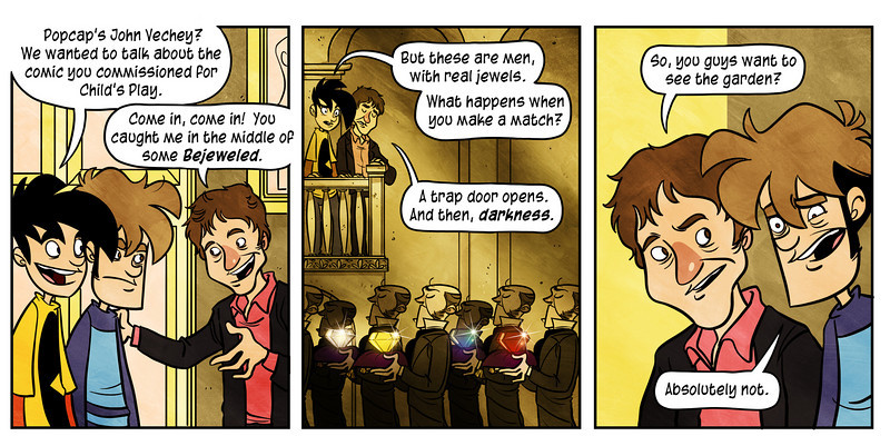 A New Spin On An Old Favorite