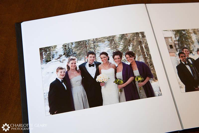 WHCC wedding album
