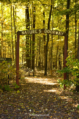 Nature's Doorway, Green County, Wisconsin