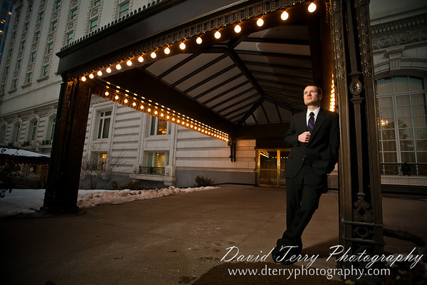 David Terry Photography Tyler Groomals Joseph Smith Building