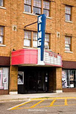 King Theater, Belle Plaine, Iowa