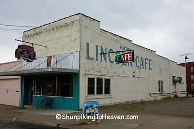 Lincoln Cafe, Belle Plaine, Iowa