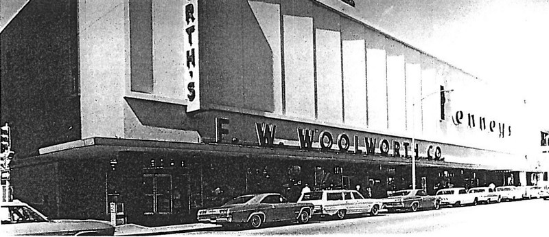Remembering The F W  Woolworth Building | Metro Jacksonville