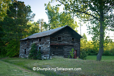 Blackman's Mill, Sampson County, North Carolina