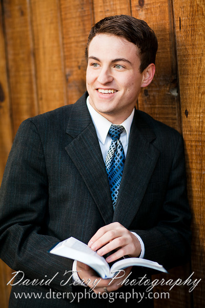 David Terry Photography Missionary Portrait