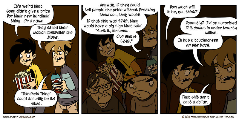 Topical Gaming Strip