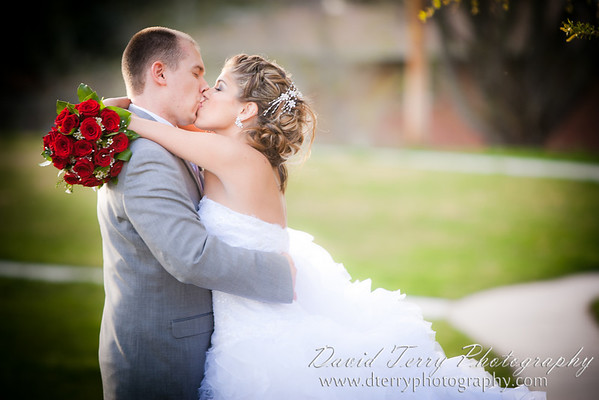 David Terry Photography - Cory and Mel - Wedding