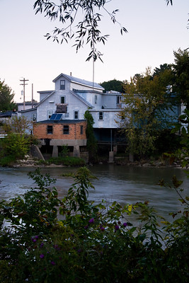 La Valle Mill, Sauk County, Wisconsin