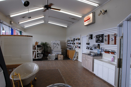 Remodeled Showroom