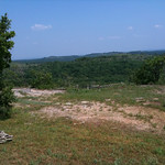 View from Glade Top Trail Picnic Area • National Forest Scenic Byway • Mark Twain National Forest