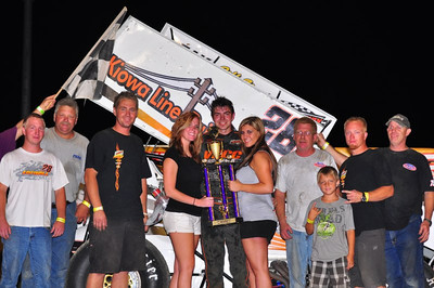 Jonathon Cornell gets big win at Lake Ozark, Jason Russell claims 2 Mod wins while David Hendrix gets Street Stock win!