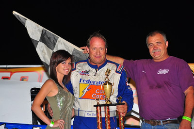 Kenny Schrader, Cornell, Wyman Jr., Imhoff and Dowell take Lake Ozark victories.