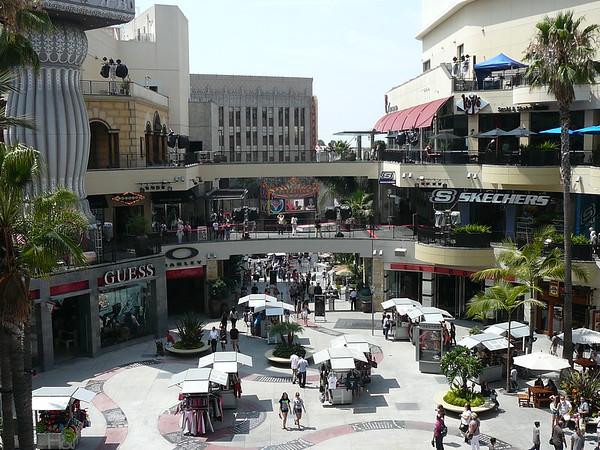 Hollywood'ta Alışveriş