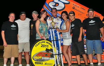 Loyet Lands ASCS Warrior Honors in Lake Ozark Nationals Prelim!