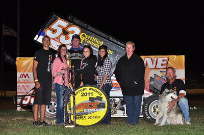 Dover, Beebe and Russell  take final wins at the LOS 360 Nationals