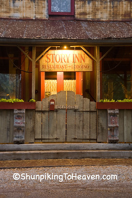 The Story Inn, Brown County, Indiana