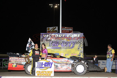 ... Oller, Richie Gabriel & Vince Shehorn take wins at Tri-City Speedway