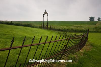 Healy Cemetery, Cedar County, Iowa