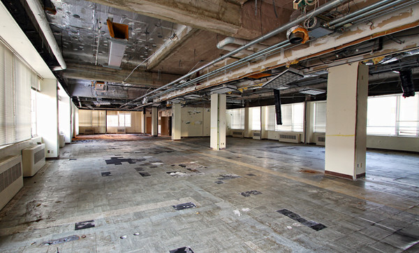Abandoned Jacksonville: Old JEA Tower Building | Metro Jacksonville