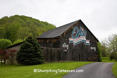 Ohio Bicentennial Barn, Brown County, Ohio