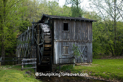 Morgan's Mill, Sharp County, Arkansas