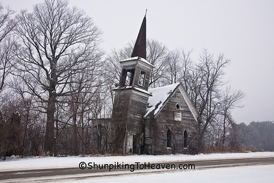 Bethel Chapel, 1880, Richland County, Wisconsin