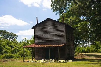 Tobacco Barn, Wayne County, North Carolina