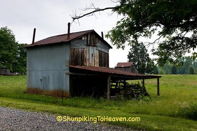 Tobacco Barn, Forsyth County, North Carolina