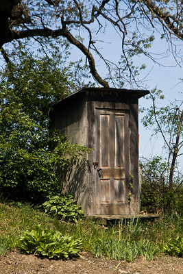 Amish Telephone Booth, Holmes County, Ohio