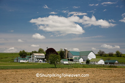 Amish Farm, Holmes County, Ohio
