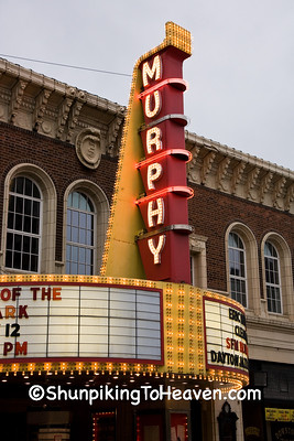 Murphy Theatre, 1918, Wilmington, Ohio