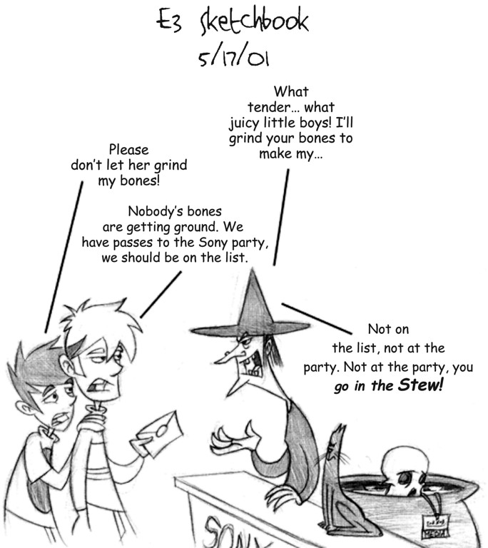 E32k1: The Stew