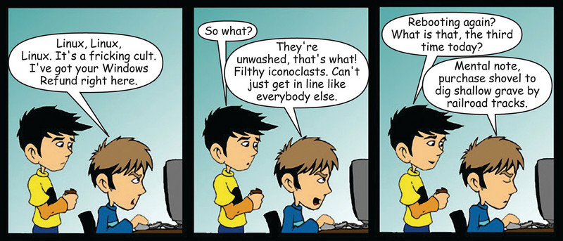 Linux Shminux