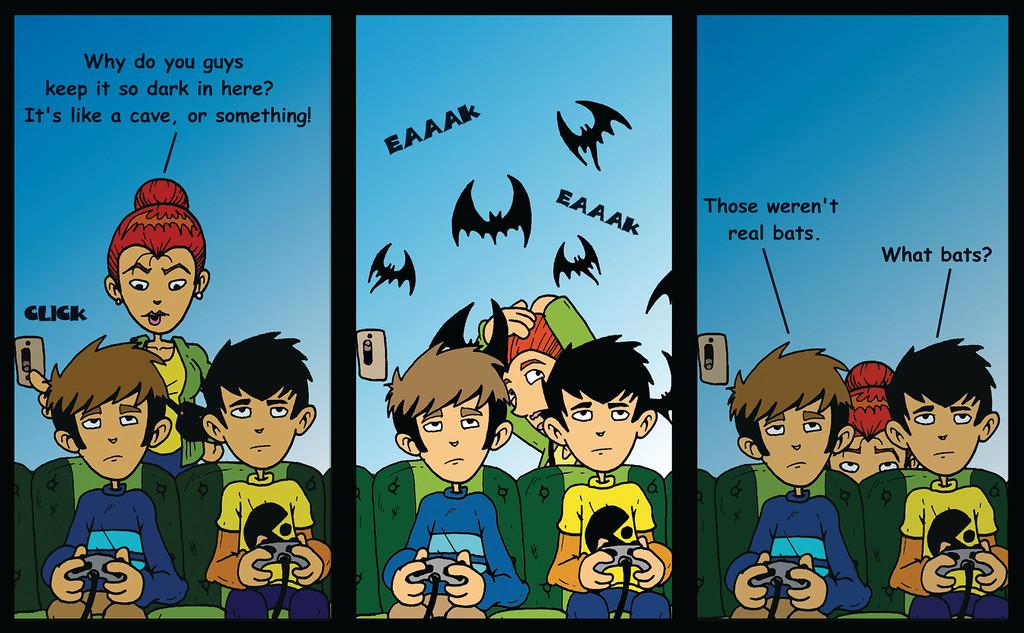 What Bats?